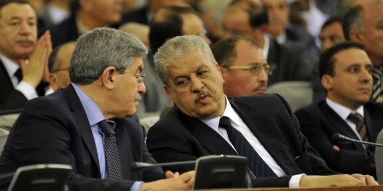 © DR | les deux anciens chefs du gouvernement, Ahmed Ouyahia et Abdelmalek Sellal