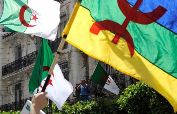 © DR | Pour port de l'emblème amazigh à Jijel: Une manifestante condamnée à 2 mois de prison avec sursis