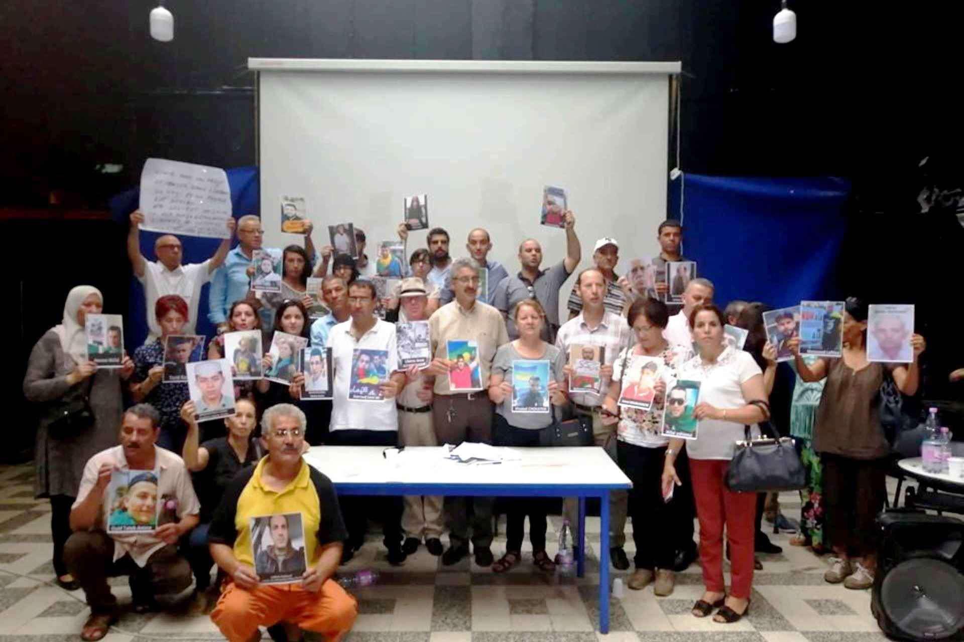 © DR | Comité national pour la libération des détenus (CNLD)