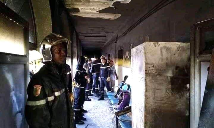 Incendie l'an dernier à l'hôpital mère-enfant d'El-Oued