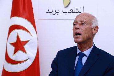 Kais Saied est au second tour de l'élection présidentielle en Tunisie