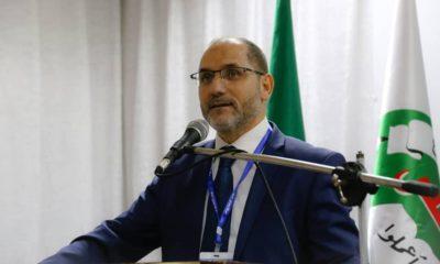 © DR | Abderrazak makri, président du MSP