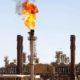Champs de production pétrolière