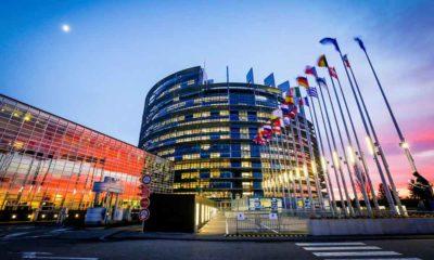 Siège du Parlement européen