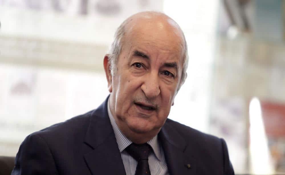 © DR | Abdelmadjid Tebboune, président de la République