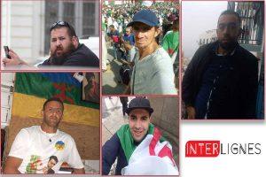 Arrêté vendredi matin à Alger : plusieurs jeunes militants maintenus en garde à vue