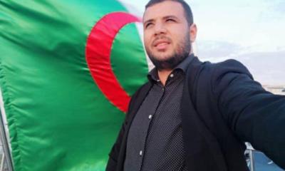 © DR | le journaliste Sofiane Merakchi condamné à 08 mois de prison ferme