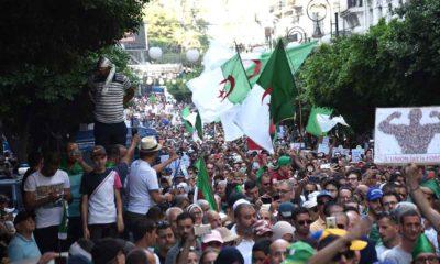 35e vendredi de mobilisation consécutif à Alger