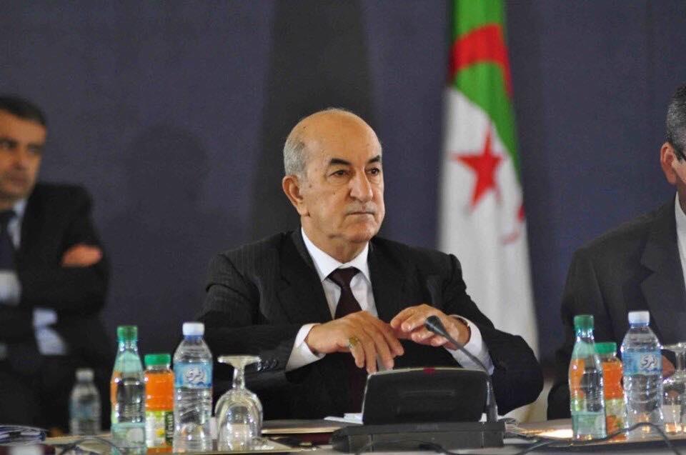 Abdelmadjid Teboune, Candidat à la présidentielle du 12 décembre