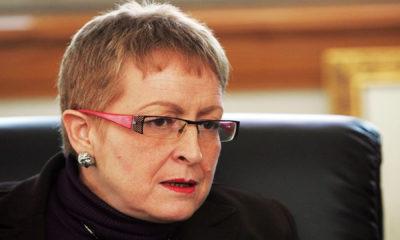 L'ancienne ministre de la culture Khalida Toumi
