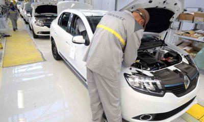 Usine de montage Renault Algérie