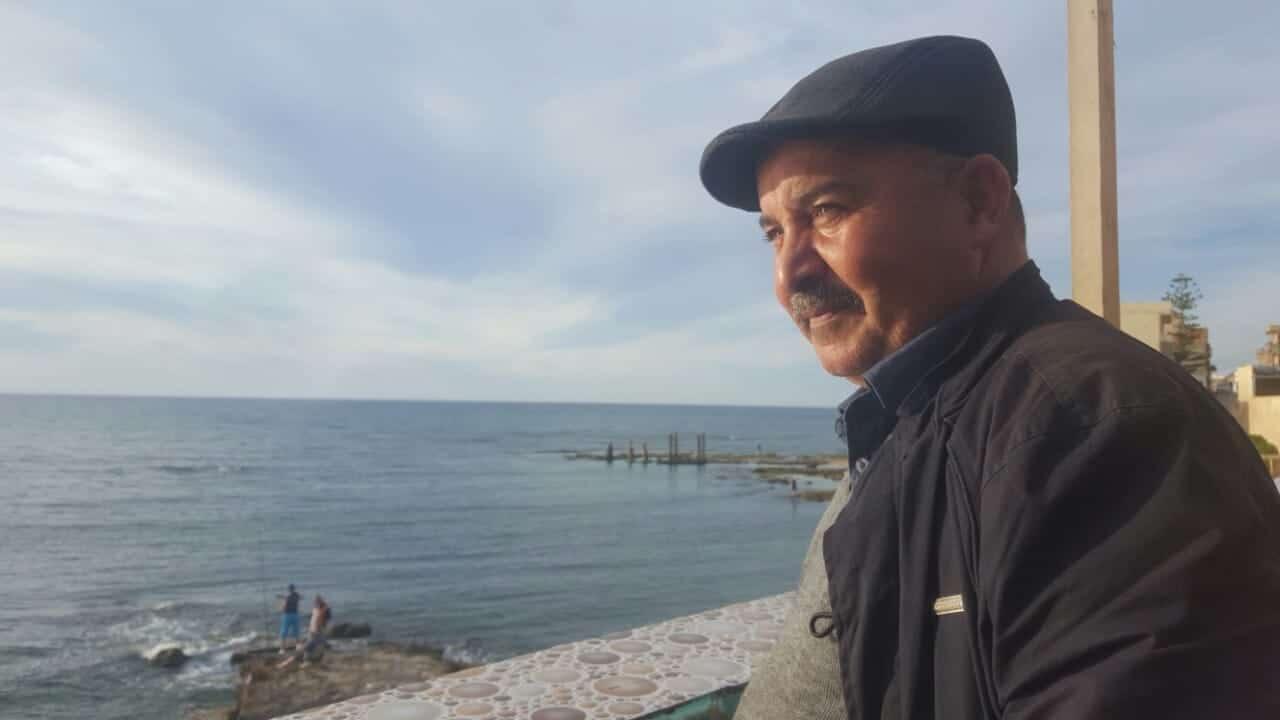 DR | Kaddour Chouicha, membre du bureau de la ligue des droits de l'homme d'oran