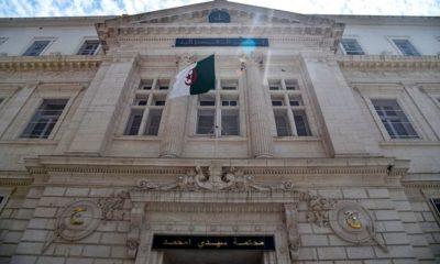 Tribunal de Sidi M'hamed à Alger