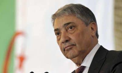 Ali Benflis, président du parti Talaie El Houriat