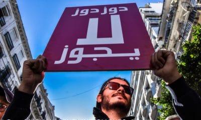 Manifestation 29 novembre 2019 à Alger