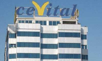 Siège du groupe Cevital à Alger