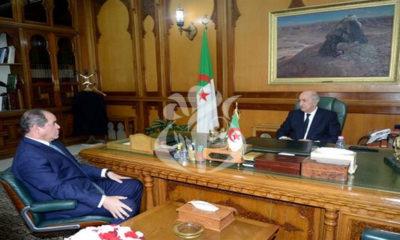 © DR | Sabri Boukadoum nommé Premier ministre par intérim