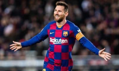 © DR | L'international argentin Lionel Messi