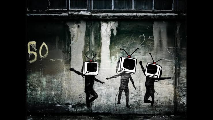© DR | Illustration de la manipulation médiatique