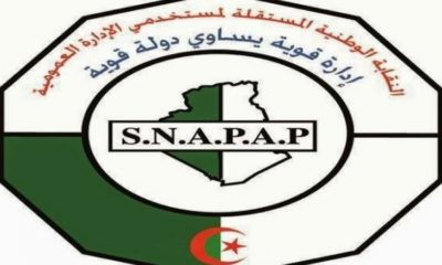 © DR | Logo du SNAPAP