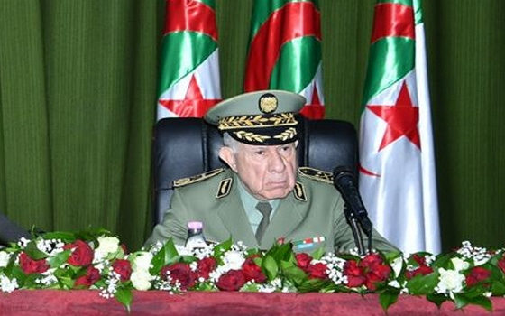 © DR   Le général-major Saïd Chengriha nommé en qualité de chef d'état-major de l'Armée nationale populaire (ANP) par intérim