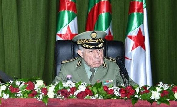 © DR | Le général-major Saïd Chengriha nommé en qualité de chef d'état-major de l'Armée nationale populaire (ANP) par intérim
