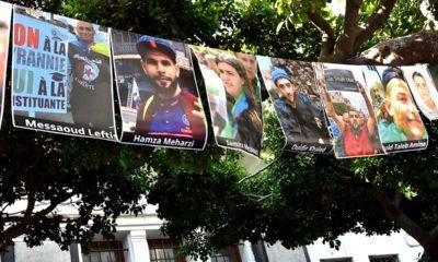 © INTERLIGNES   Posters des détenus d'opinion