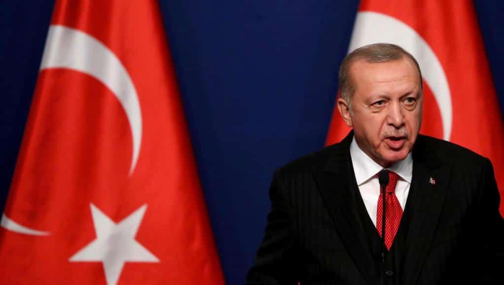 © DR | Le président Turc Recep Tayyip Erdoğan