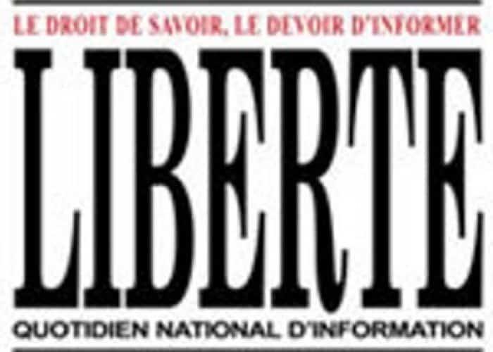 © DR  Liberté n'est pas paru aujourd'hui