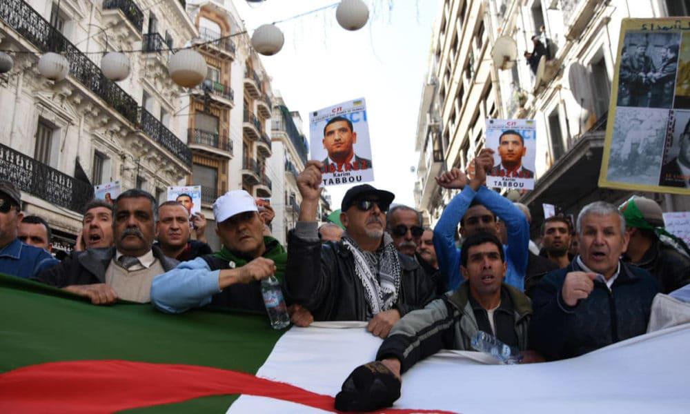 © INTERLIGNES | 49e vendredi du Hirak à Alger