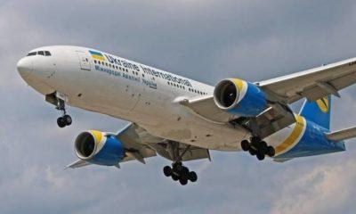 © DR | Avion de la compagnie Ukrainienne
