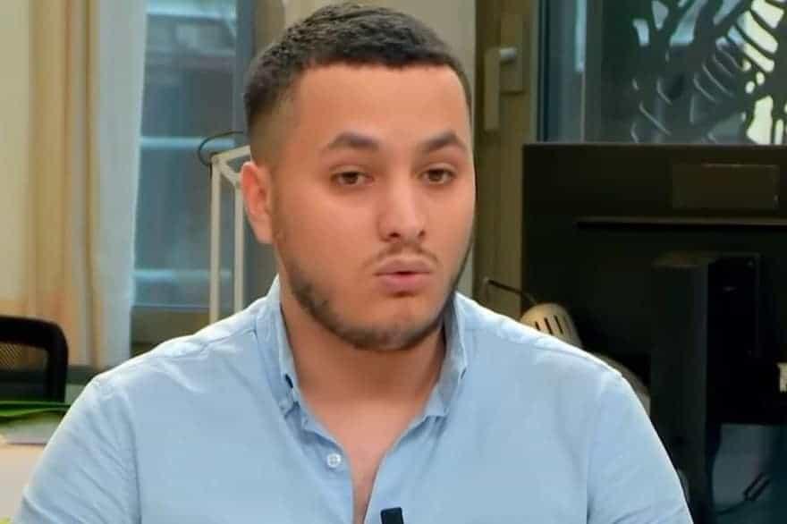 © DR | Taha Bouhafs, arrêté après avoir signalé la présence de Macron dans un Théâtre