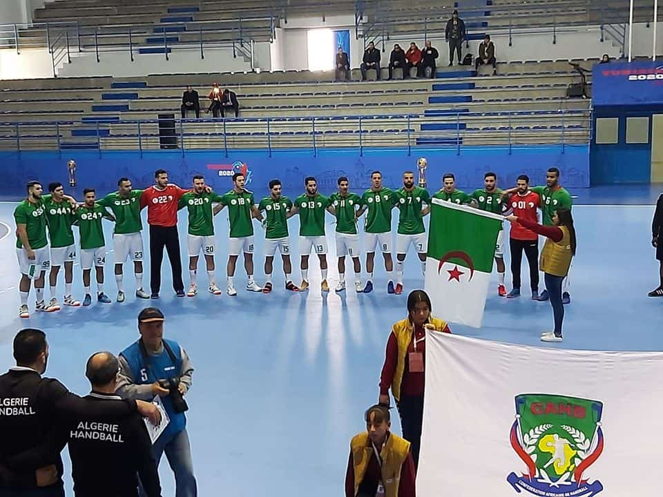 © DR | Handball,CAN2020 en Tunisie