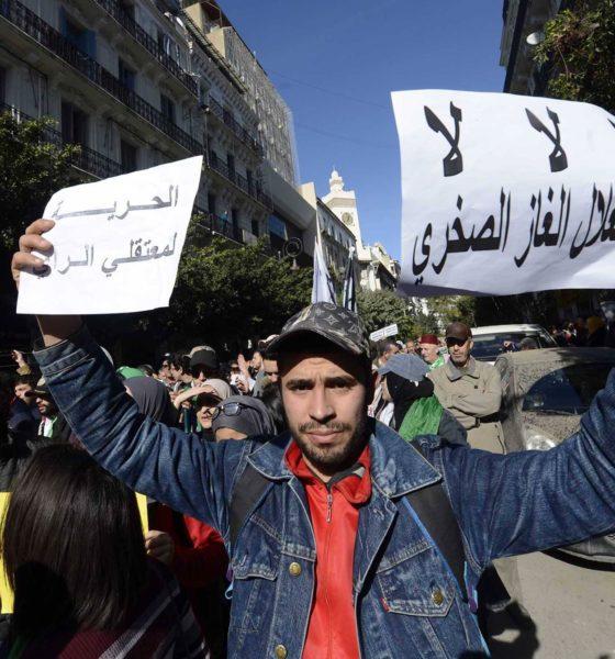 © Sami K | 49 mardi de mobilisation à Alger