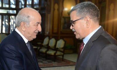 © DR | Le président de la répblique Abdelmadjid Tebboune et son premier ministre Abdelaziz Djerad.