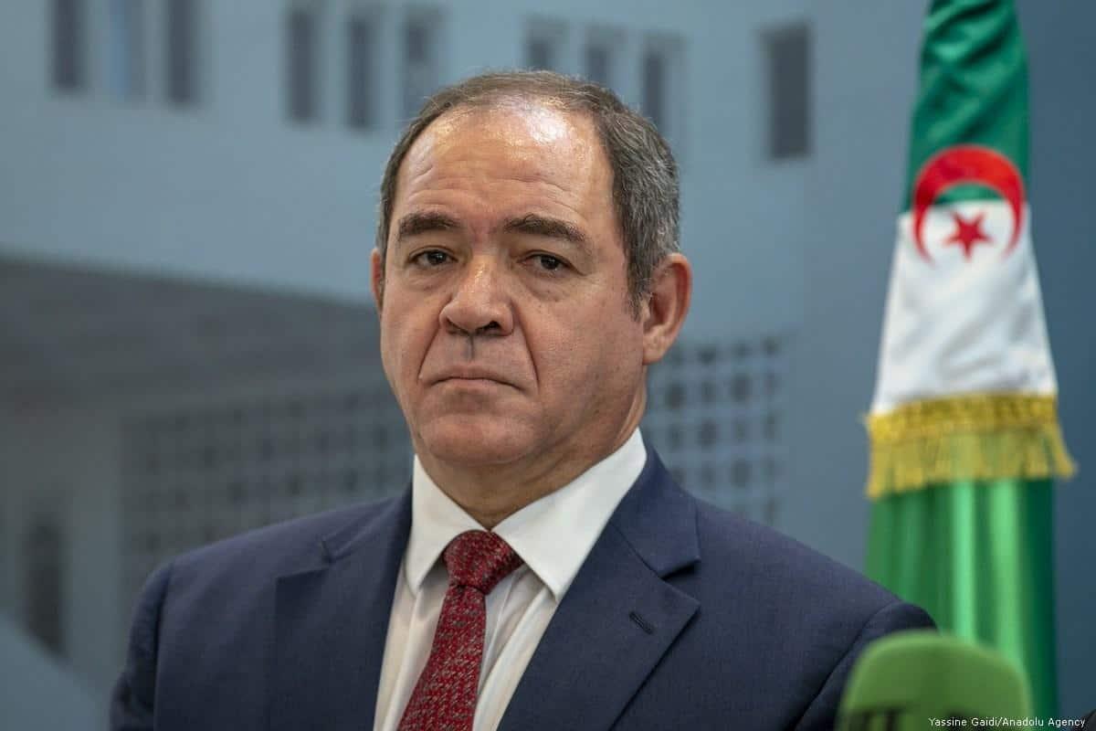 © DR | ministre des Affaires Etrangères