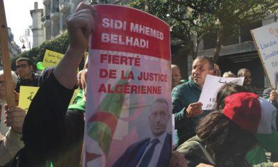 © Meriem Nait Lounis | Portrait du procureur adjoint, Sidi Mohamed Belhadi