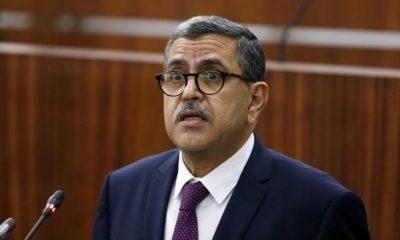 © DR | Le Premier ministre Abdelaziz Djerad