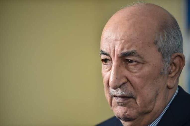 © DR | Abdelmadjid Tebboune ait état mardi soir d'une aide sans intérêts de 130 millions USD proposé par la BM et le FMI