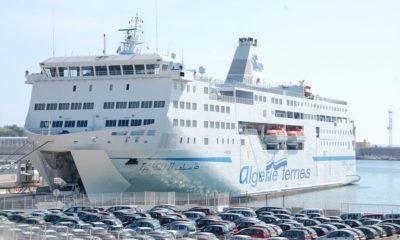 © DR | Algérie ferries suspend ses liaisons maritimes