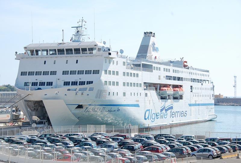 © DR   Algérie ferries suspend ses liaisons maritimes