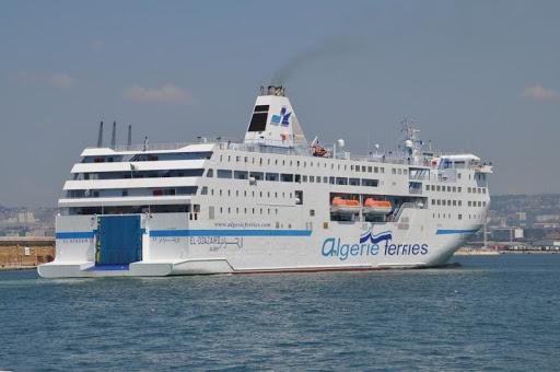 © DR | bateau Algerie Ferries