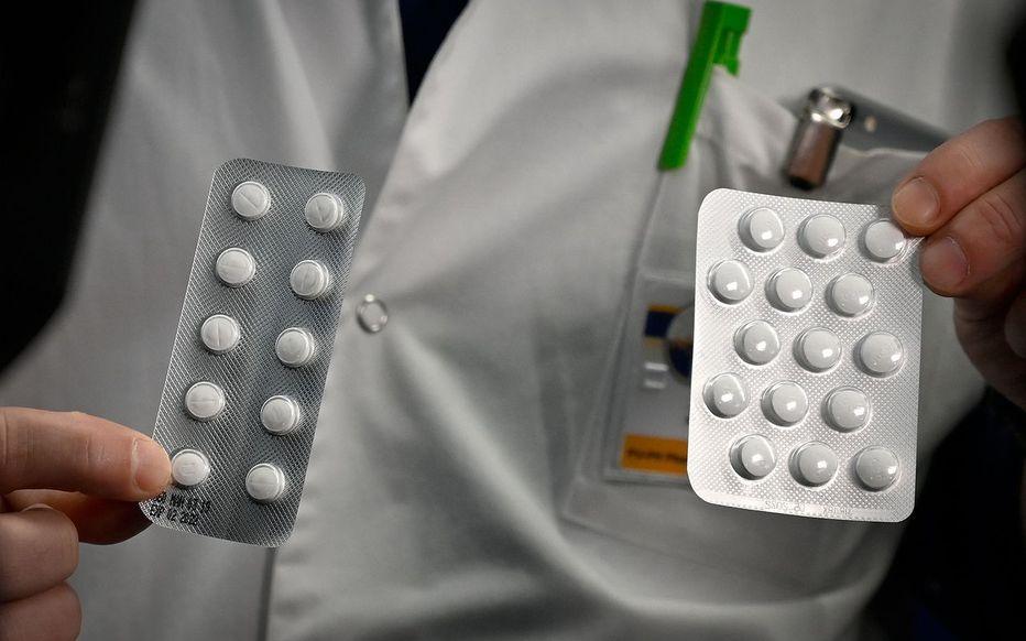 © DR | Marseille (Bouches-du-Rhône), le 26 février. L'IHU Méditerranée Infection teste l'effet de la chloroquine, un antipaludéen, contre le Covid-19