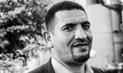 © Ferhat Bouda pour l'agence VU | Le militant Karim Tabbou