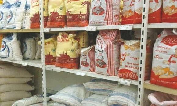 © DR | faible approvisionnement en semoule et en farine