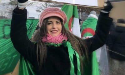 Yasmine Si Hadj Mohand quitte la prison d'El Harrach