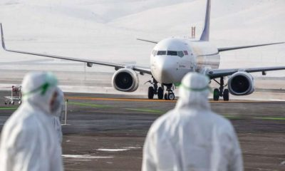 © DR | suspension des liaisons aériennes et maritimes avec la France