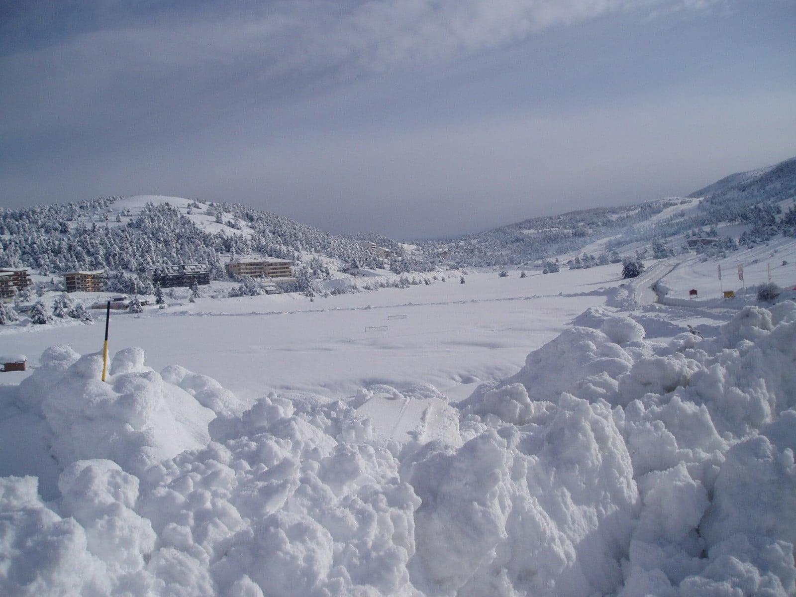 © DR | chutes de neiges rafales de vent et pluies sur plusieurs wilayas