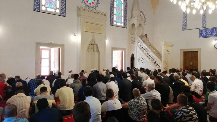© DR mosquée