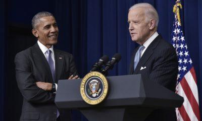 © DR | Obama apporte son soutien à Joe Biden